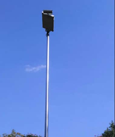 5- angel eye solar street light