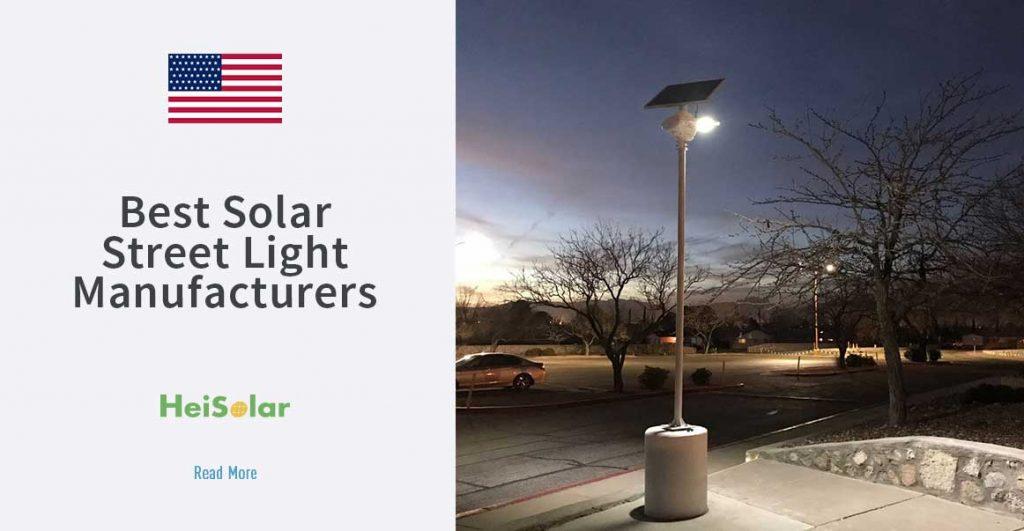 Best-Solar-Street-Light-Manufacturers-in-USA