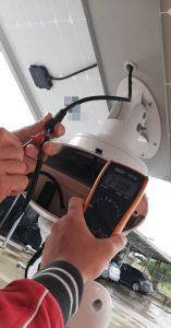 testing-solar-panel
