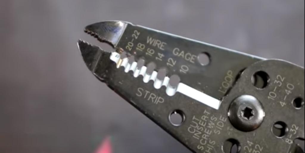 wire cutter stripper zoom gauges